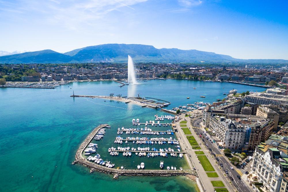 Genève, la Capitale de la Paix