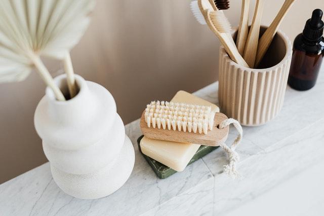 accessoires en bambou