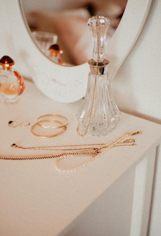 collier arabe