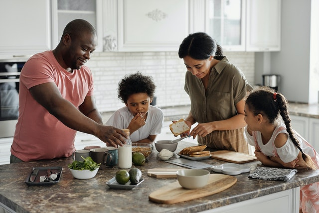 apprendre la cuisine durant les vacances scolaires