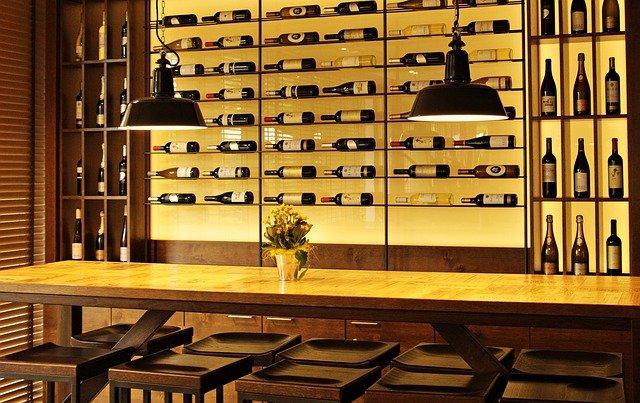 casier de vin