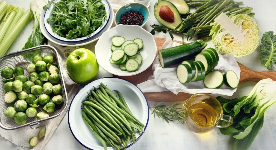favoriser legumes verts pour bébé