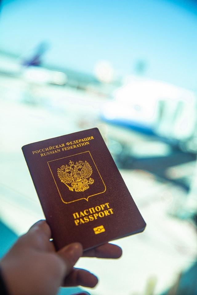Passeport cote d'ivoire