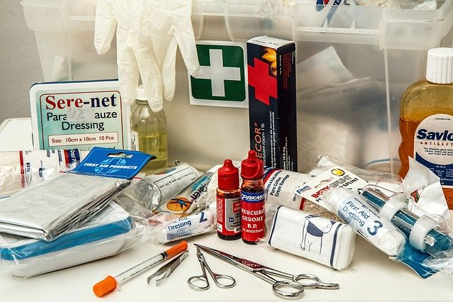 médicaments de premier secours