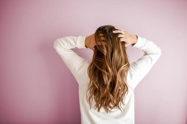brosse pour les cheveux
