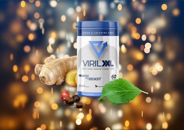 composants présents dans les gélules Viril XXL