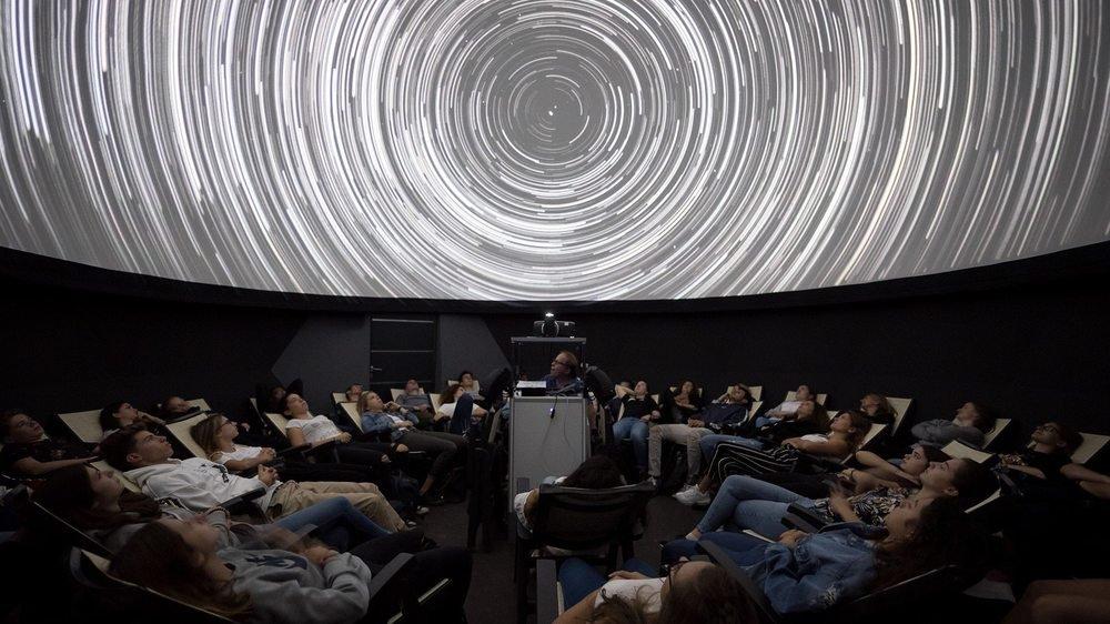 """Planétarium """"le Dôme"""" à Sion 3"""
