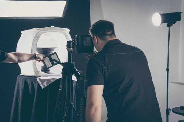 shooting photo boudoir
