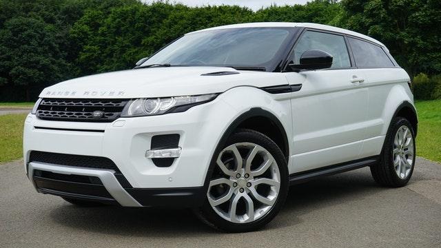 déclaration de cession pour vendre sa voiture : Range Rover
