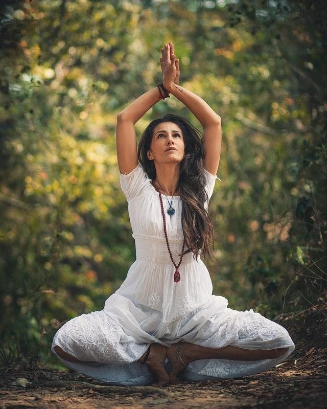 une bonne maitrise des mouvements de yoga