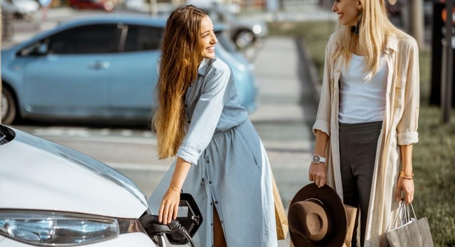 Encouragements à l'achat d'un véhicule électrique