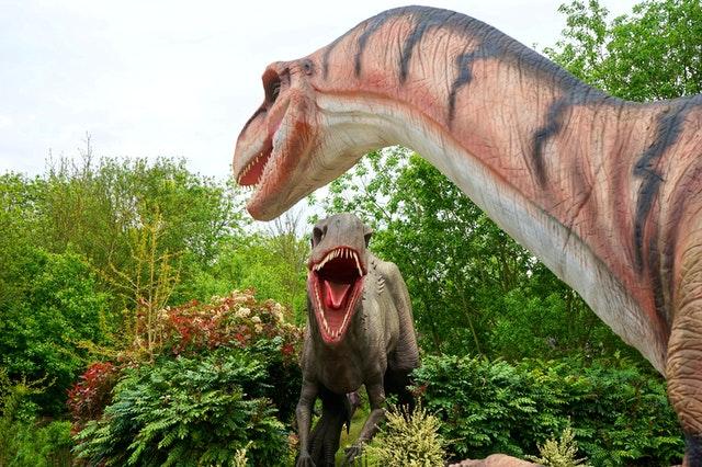 accessoire dinosaure