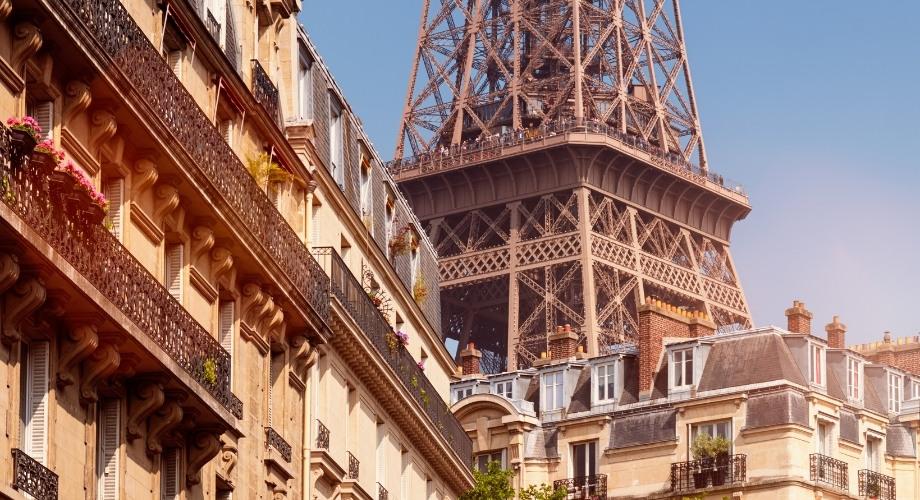 Location de courte durée à Paris
