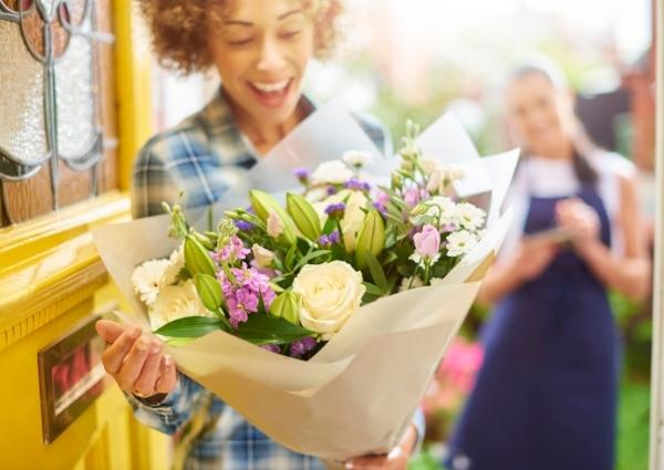 bon service de livraison de fleur au Maroc