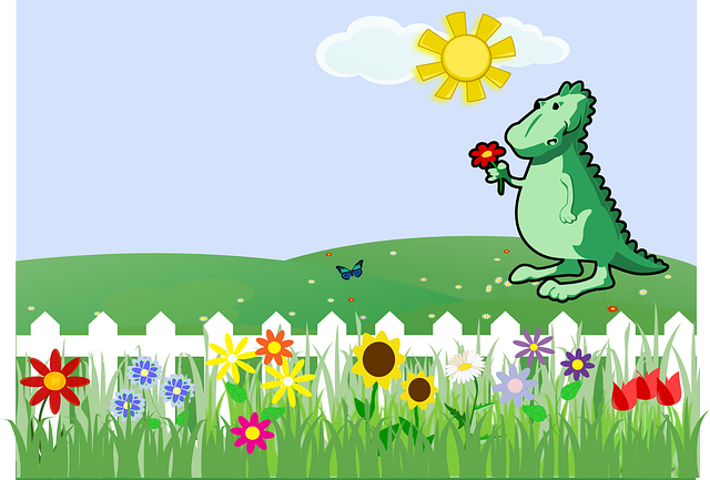 dinosaure enfant