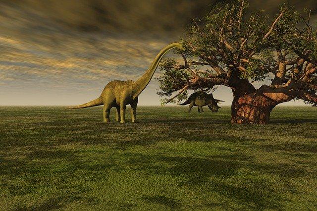 Dinosaure préhistorique