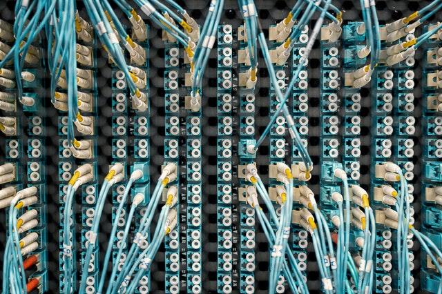 réparation de fibre