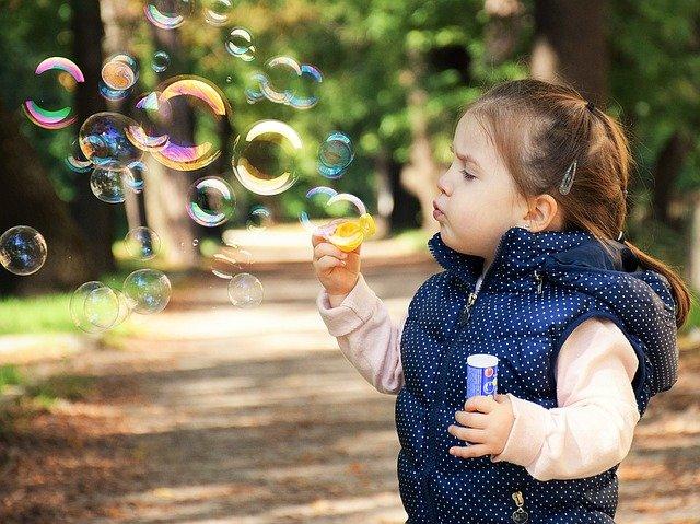 Enfant bulles