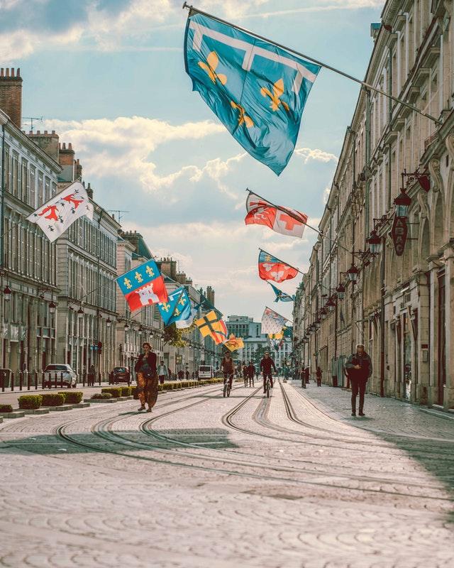 couleur drapeau napoleon