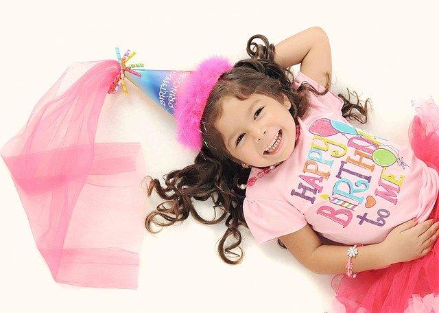 anniversaire fille licorne