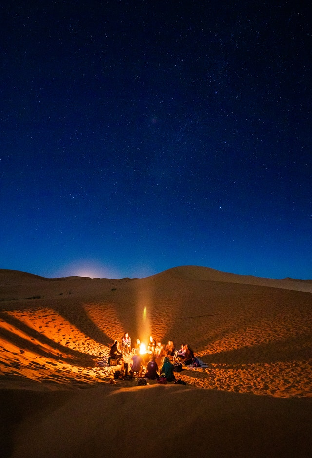 desert du dubai