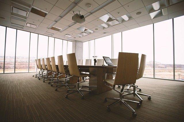 bureau d'entreprise