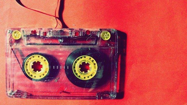 vielle cassette
