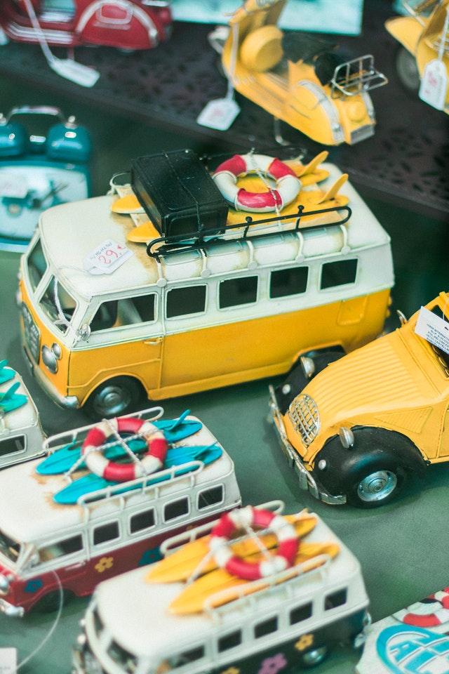 collection auto miniature