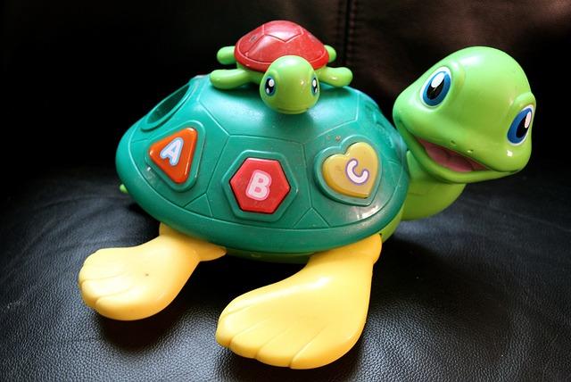 tortue jouet