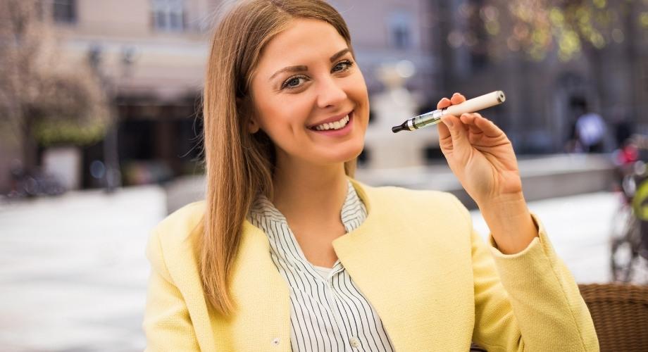 benefits of nicotine-free vape