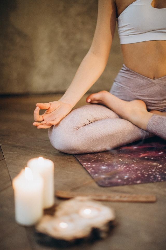 se servir des pierres en méditation