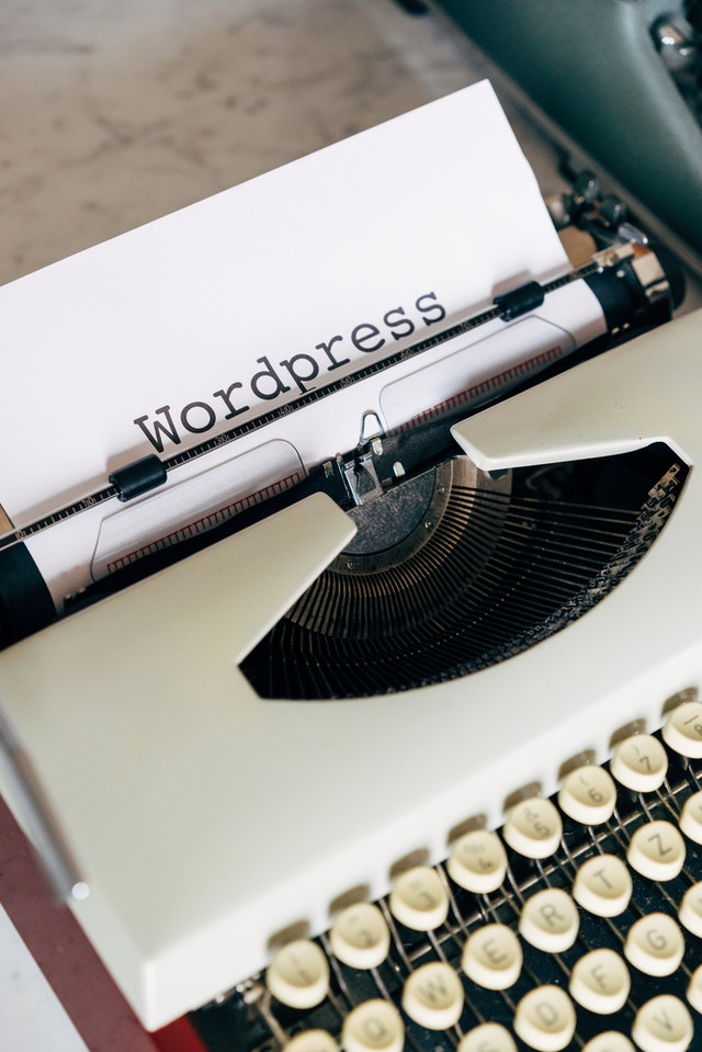 creation de site wordpress