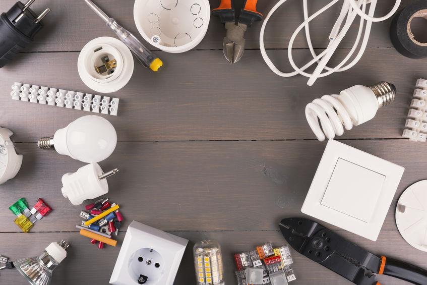 equipement electricien