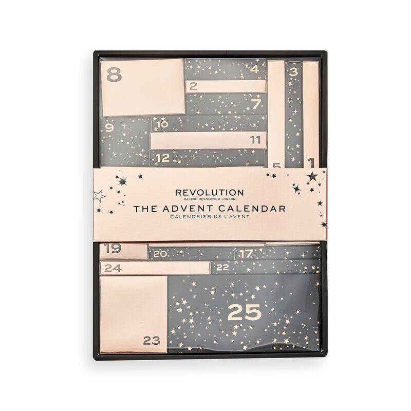 Make up révolution propose un calendrier de l'avent très classe