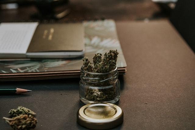 sachet de weed originale