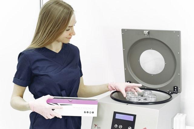 stérilisateur à LED UVC
